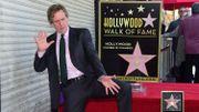"""Une étoile à Hollywood pour Hugh Laurie alias """"Dr House"""""""