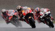 Rétro MotoGP: Rock'N'Roll sous la pluie, Dovizioso et Marquez font le show à Motegi