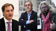 Alexander De Croo, Yves Van Laethem et Pierre-Jean Chalençon sont les invités du Grand Cactus de ce jeudi 22avril
