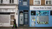 La plus étroite maison de Londres est à vendre, pour plus d'un million d'euros