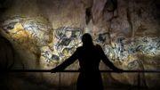 La réplique de la Grotte Chauvet a ouvert ses portes et ses fresques au public en Ardèche