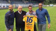 Charles Morren prolonge pour trois saisons à l'Union