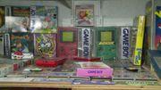 Game Boy, console portable qui fait fureur début des années 90, vendue à plus de 118 millions d'exemplaires.