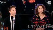 """Découvrez """"Wake-Up"""" : le titre avec lequel """"Eliot"""" défendra nos couleurs au Concours Eurovision de la chanson !"""