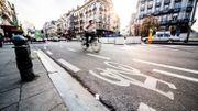 """Une campagne de Bruxelles Mobilité pour """"insulter positivement"""" les cyclistes"""