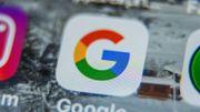 Droits voisins: Google fait appel de son amende de 500millions d'euros en France