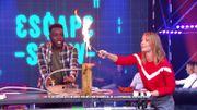 Cathy Immelen et Ivan changent l'eau en feu dans l'Escape show avec une expérience complètement explosive !
