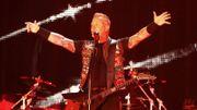 Un clip live pour Metallica