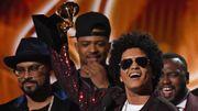 """""""That's What I Like"""" de Bruno Mars chanson de l'année aux Grammys"""