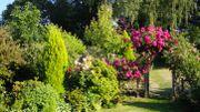 Les Airelles, un petit jardin anglais vous ouvre ses portes ce 19 juillet