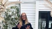 """La photo d'Adele avec une """"taille de guêpe"""" enflamme Instagram"""