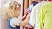 Collecte de vêtements au profit des enfants