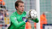 Anderlecht prête son gardien Davy Roef à Waasland-Beveren