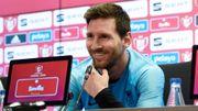 Messi peut remporter sa cinquième Copa del Rey d'affilée : « Nous voulons le doublé »