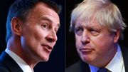 """""""Sois un homme"""" demande à Boris Johnson son rival dans la course à Downing Street"""