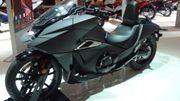 La NM4 Vultus de chez Honda qui ressemble un peu à la Batmobile