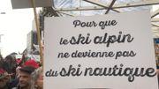 """""""Pour que le ski alpin ne devienne pas du ski nautique"""""""