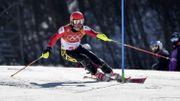 Sam Maes champion de Belgique de slalom géant