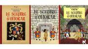 """Les multiples vies de la couverture du """"Sceptre d'Ottokar"""" de Tintin"""