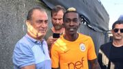 Galatasaray officialise l'arrivée en prêt d'Onyekuru en provenance d'Everton