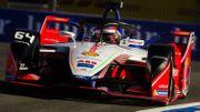 Jérôme D'Ambrosio victorieux à Marrakech en Formule E et leader du général