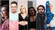 VivaCité à la Fête de l'Iris avec une Session privée de six talents belges à la Basilique de Koekelberg