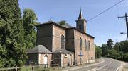 L'église de Pailhe