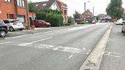 """Le site d'arrivée de la première étape du Tour de Wallonie photographié avant-hier. Aucun spectateur n'y sera toléré ce dimanche! """"Vous pouvez prendre le risque… mais vous prenez aussi le risque de recevoir une amende de 250 euros!"""", nous a déclaré le bourgmestre de Tournai."""