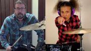 Dave Grohl écrit une chanson pour Nandi Bushell