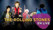 Les Stones en concert !