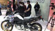 Salon Moto Milan