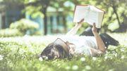 Des livres à dévorer sous l'ombre d'un châtaignier…