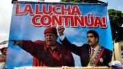 Nicolás Maduro n'a jamais vraiment réussi à reprendre le flambeau.