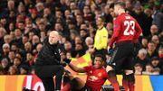 """Lingard et Martial absents """"deux ou trois semaines"""", incertains contre le PSG"""