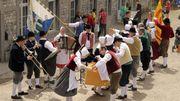 Le festival de folklore Européade se conjugue avec solidarité cette année à Namur