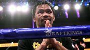 """Le boxeur Many Pacquaio surnommé """"Pac Man"""" candidat la présidence des Philippines"""