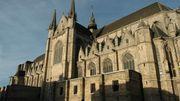 Un jeu vidéo pédagogique perce le secret des bâtisseurs de la Collégiale Sainte-Waudru à Mons