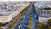 """Paris inaugure ses premières """"voies anti-bruit et anti-chaleur"""""""