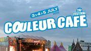 Le festival Couleur Café annonce une série de nouveaux noms