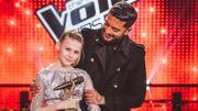 Océana remporte la première saison de The Voice Kids