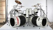 Une batterie d'Alex Van Halen à 275.000$