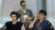 """Aubert et Bertignac en1983, retour plein d'humour sur le clip de """"Ça, C'est vraiment toi""""!"""