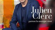 """Julien Clerc, toujours l'envie de """"s""""amuser"""" avec un piano"""