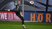 A moins de 2 mois du Mondial, Neuer a repris l'entraînement collectif