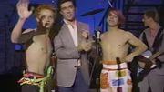 Une des premières apparitions TV des Red Hot