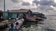 Santa Cruz del Islote, île colombienne des Caraïbes, le 30 juin 2020.