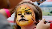 Carnaval:Les maquillages pour enfants ne sont pas sans risque pour la santé