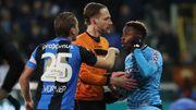 Le Club de Bruges poursuivi par l'URBSFA pour des chants racistes contre Charleroi