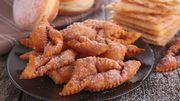 Les beignets de Mardi Gras (faciles à faire ! )