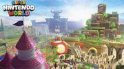 Le parc Super Nintendo World ouvrira ses portes au Japon au printemps prochain